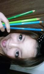 新田有加 公式ブログ/色鉛筆 画像1