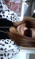 新田有加 公式ブログ/雨が 画像1