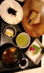 新田有加 公式ブログ/雨が…… 画像1