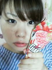 佐藤未帆 (しながわてれび出演ブログ) 公式ブログ/アイス 画像3