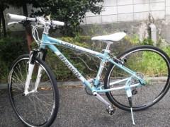 佐藤未帆 (しながわてれび出演ブログ) 公式ブログ/サイクリング 画像1