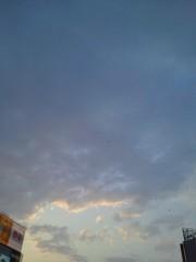 佐藤未帆 (しながわてれび出演ブログ) 公式ブログ/新宿の空は 画像1
