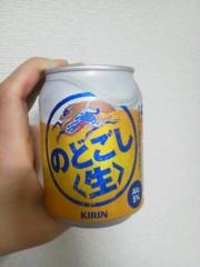 佐藤未帆 (しながわてれび出演ブログ) 公式ブログ/ビール 画像1