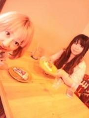 佐藤未帆 (しながわてれび出演ブログ) 公式ブログ/カフェで 画像2