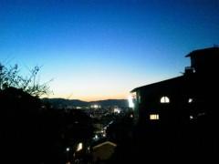 佐藤未帆 (しながわてれび出演ブログ) 公式ブログ/夕日を見ながら思うこと 画像2