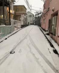 佐藤未帆 (しながわてれび出演ブログ) 公式ブログ/雪 画像1