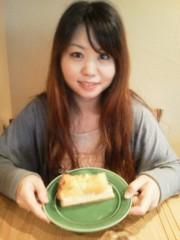 佐藤未帆 (しながわてれび出演ブログ) 公式ブログ/ケーキ 画像1