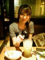 佐藤未帆 (しながわてれび出演ブログ) 公式ブログ/祝杯! 画像2