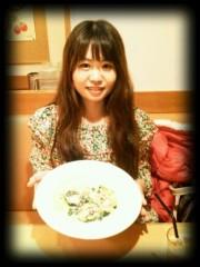 佐藤未帆 (しながわてれび出演ブログ) 公式ブログ/パスタ 画像1