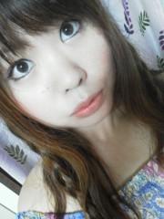 佐藤未帆 (しながわてれび出演ブログ) 公式ブログ/ダズリン 花柄シャーリングワンピ ブルー 画像1