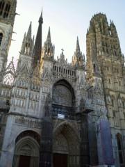 佐藤未帆 (しながわてれび出演ブログ) 公式ブログ/フランス ノートルダム大聖堂 画像2