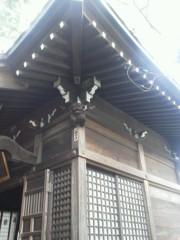 佐藤未帆 (しながわてれび出演ブログ) 公式ブログ/自由が丘 熊野神社 画像3