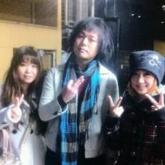佐藤未帆 (しながわてれび出演ブログ) 公式ブログ/ピンキーガールズ 白コート 画像1
