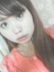 佐藤未帆 (しながわてれび出演ブログ) 公式ブログ/ダズリン オフショルワンピ オレンジ 画像2