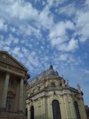 佐藤未帆 (しながわてれび出演ブログ) 公式ブログ/ベルサイユ宮殿 フランス 画像1