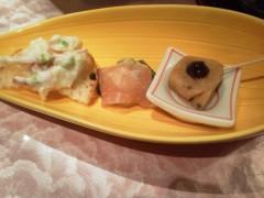 佐藤未帆 (しながわてれび出演ブログ) 公式ブログ/京料理 画像2
