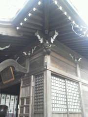 佐藤未帆 (しながわてれび出演ブログ) 公式ブログ/自由が丘 熊野神社 画像2