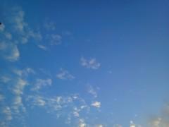 佐藤未帆 (しながわてれび出演ブログ) 公式ブログ/空の色 画像1