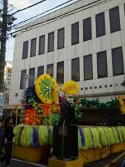 佐藤未帆 (しながわてれび出演ブログ) 公式ブログ/自由が丘 女神祭り 画像1