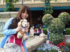 佐藤未帆 (しながわてれび出演ブログ) 公式ブログ/東京ディズニーシー 画像1