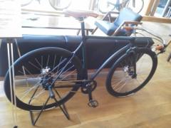佐藤未帆 (しながわてれび出演ブログ) 公式ブログ/自転車カフェ 画像1