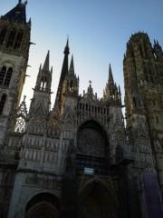 佐藤未帆 (しながわてれび出演ブログ) 公式ブログ/フランス ノートルダム大聖堂 画像1
