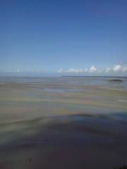 佐藤未帆 (しながわてれび出演ブログ) 公式ブログ/モンサンミッシェル 海 画像3