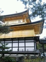佐藤未帆 (しながわてれび出演ブログ) 公式ブログ/京都 金閣寺2 画像1