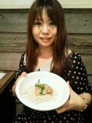 佐藤未帆 (しながわてれび出演ブログ) 公式ブログ/夜カフェ リゾット 画像2
