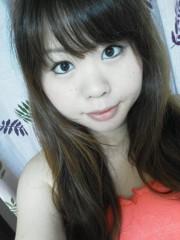 佐藤未帆 (しながわてれび出演ブログ) 公式ブログ/マキシワンピ 赤  ダズリン 画像1