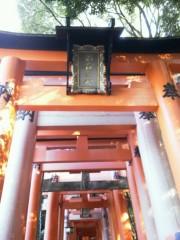 佐藤未帆 (しながわてれび出演ブログ) 公式ブログ/京都 千本鳥居 伏見稲荷大社 画像1