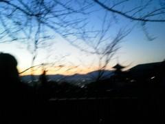 佐藤未帆 (しながわてれび出演ブログ) 公式ブログ/夕日を見ながら思うこと 画像1