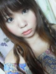 佐藤未帆 (しながわてれび出演ブログ) 公式ブログ/ダズリン 花柄シャーリングワンピ ブルー 画像3