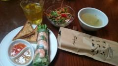佐藤未帆 (しながわてれび出演ブログ) 公式ブログ/モンスーンカフェ 画像1