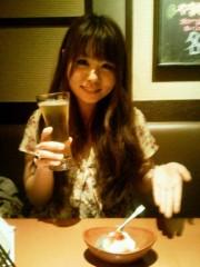 佐藤未帆 (しながわてれび出演ブログ) 公式ブログ/祝杯! 画像1
