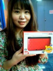 佐藤未帆 (しながわてれび出演ブログ) 公式ブログ/3DSLL マリオパック 画像1