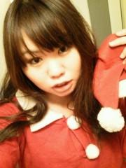佐藤未帆 (しながわてれび出演ブログ) 公式ブログ/サンタ 画像1