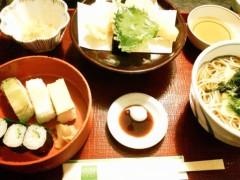 佐藤未帆 (しながわてれび出演ブログ) 公式ブログ/京都のごはん。 画像1