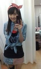 百田夏菜子(ももいろクローバー) 公式ブログ/大阪〜っ( ≧▽≦)♪ 画像1