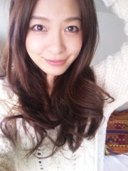 大槻エリナ 公式ブログ/さむいー 画像1