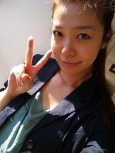大槻エリナ 公式ブログ/強風… 画像1