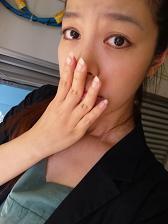 大槻エリナ 公式ブログ/睡魔… 画像1