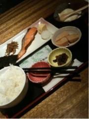 大槻エリナ 公式ブログ/朝食♪ 画像1
