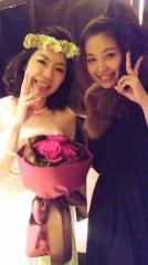 大槻エリナ 公式ブログ/花嫁さま 画像1