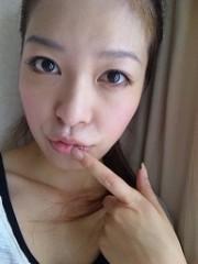 大槻エリナ 公式ブログ/暑いー>< 画像1