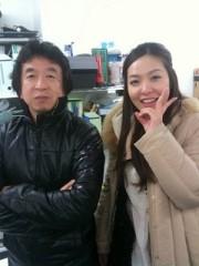 大槻エリナ 公式ブログ/監督とCMの・・・ 画像1