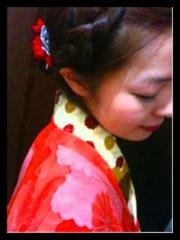 大槻エリナ 公式ブログ/2012謹賀新年 画像1