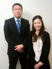 大槻エリナ 公式ブログ/監督とCMの・・・ 画像2