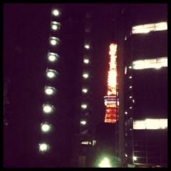 大槻エリナ 公式ブログ/東京タワー。 画像1