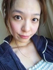 大槻エリナ 公式ブログ/暑くて… 画像1